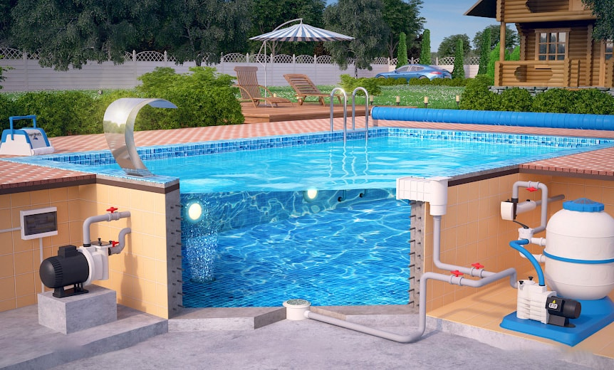 О строительстве бассейнов
